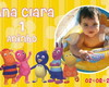 Ímã Backyardigans