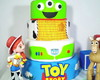 Bolo Fake de Biscuit Toy Story