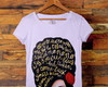 Camiseta t-shirt feminina Amy