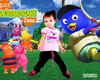 Ímã dos Backyardigans
