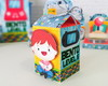 Video Game - CAIXA MILK PERSONALIZADA