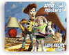 Toy story mouse pad