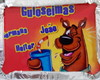 Kit Guloseimas - Scooby Doo