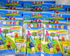 Kit de colorir Backyardigans