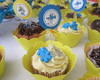 "Toppers para cupcakes ""Smurfs"""