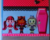 Álbum Monster High