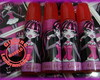20 Kits Monster High - Espelho + Gloss