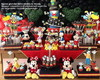 CENTRO DE MESA MICKEY & FRIENDS