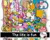 The life is fun - Kit Digital