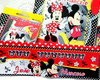 Kit colorir Minnie e Mickey