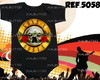 BODY INFANTIL Guns N' Roses Bandas Rock