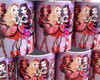 CANECA EVER AFTER HIGH - ROXO