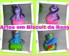 Cubos decorados My Little Pony Biscuit