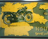 Placas Vintage King de Metal 30x20 V-289