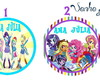 Adesivos My Little Pony Esquadrias