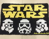 Tapete Croche Star Wars