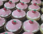 Minicupcakes Decorados