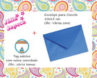 Envelope + Tag