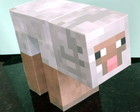 Escultura Sheep Minecraft