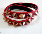 Pulseira Red Spike
