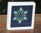 Quadro Decorativo Mandala Mini