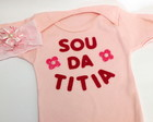 Kit Baby - Body Sou da Titia