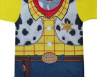Camiseta infantil Woody (Toy Story)