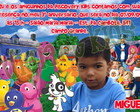 Convite Discovery Kids