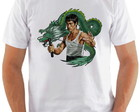 Camiseta Bruce Lee #2 O Dragão Chines