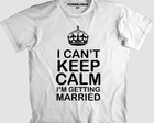 Camisa I'M GETTING MARRIED