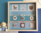 Quadro Scrapbook - It's a Boy