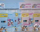 Kit Colorir Disney Baby