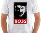 Camiseta Metal Gear Solid #1 Big Boss