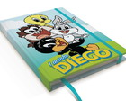 Caderno Looney Baby