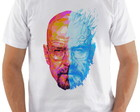 Camiseta Breaking Bad#1 Heisenberg