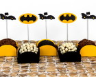 Forminha + Topper Doce Batman