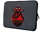 bolsa de notebook 14'DEADPOOL BB8