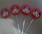 Topper Minnie Mouse kit c/ 20 R$ 15,00