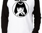 Camiseta Raglan Pulp Fiction #1