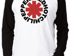 Camiseta Raglan Red Hot Chili Peppers #1
