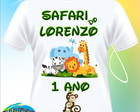 Camiseta Safari 1