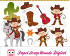 PAPEL DIGITAL COWBOY 1-2