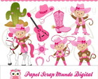 PAPEL DIGITAL COWBOY 1-3