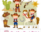 PAPEL DIGITAL COWBOY 1-13