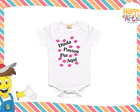 Body infantil kisses