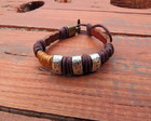 PULSEIRA BROWN LEATHER DREAM
