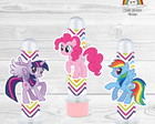 Tubete My Little Pony LUXO