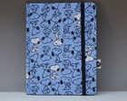Capa kindle ou Lev - Snoppy Azul