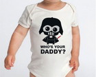 Body de bebê Star Wars Daddy?