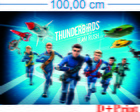 Painel Decorativo Infantil Thunderbirds